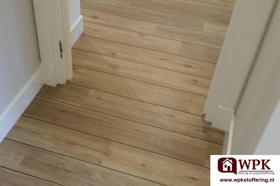 PVC laminaat slaapkamer - WPK Stoffering Gouda