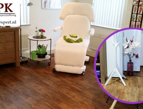 PVC vloer beautysalon